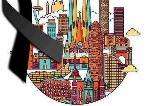 Todos somos Barcelona, No tenemos Miedo