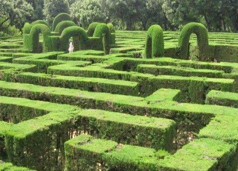 El Parque del Laberinto (Horta)